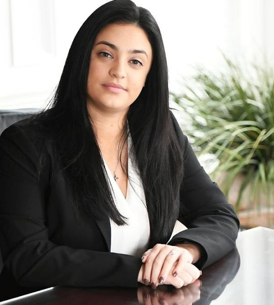 Samantha Tooma, Esq.<br>Legal Assistant</br>